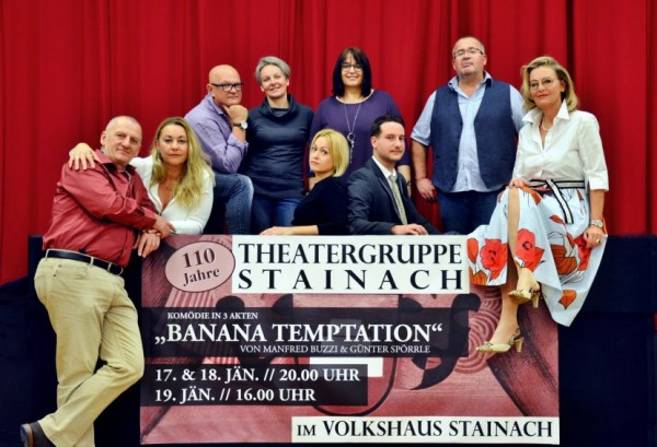 """Banana Temptation"" in Stainach"