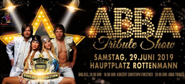 Abba Tribute Band in Rottenmann