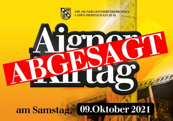 Kirtag in Aigen/E ABGESAGT!