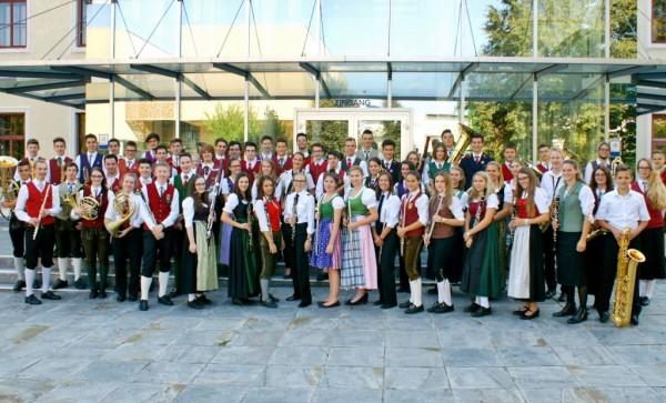 Blasmusik Konzert im Kulturhaus in Liezen