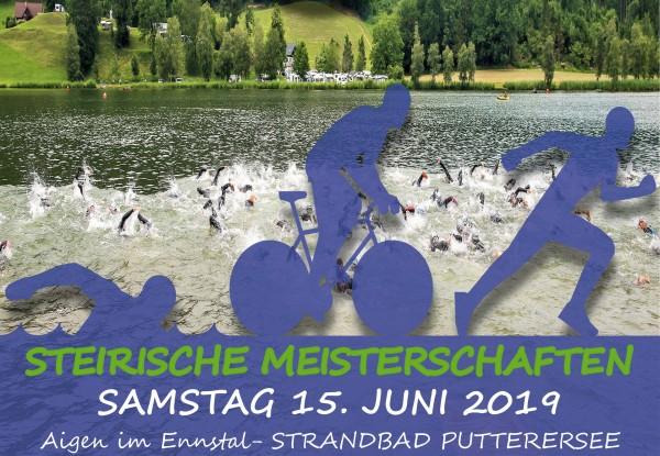 Putterersee Triathlon und Kunstflug