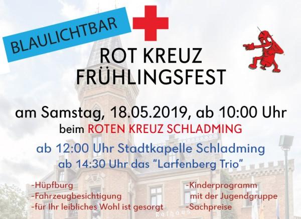 Rot Kreuz Frühlingsfest 2019 in Schladming