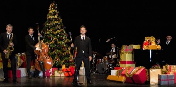 Swing & Christmas Konzert im Stift