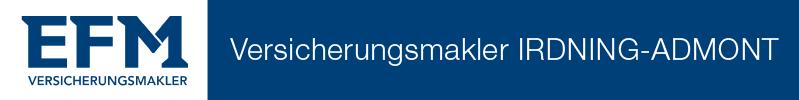 EFM Versicherungsmakler Irdning-Admont