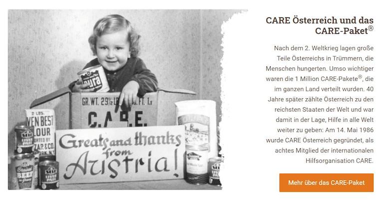 CARE Österreich
