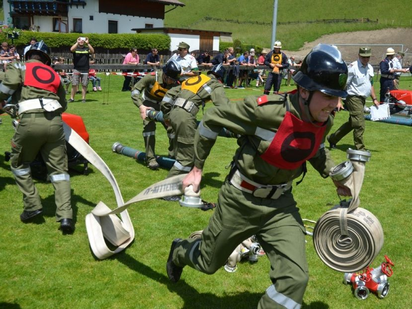 Feuerwehr Bewerb in Pruggern