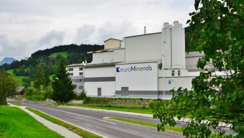 euroMinerals GmbH in Lassing