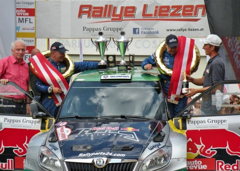 Rallye Liezen wird 2016 International