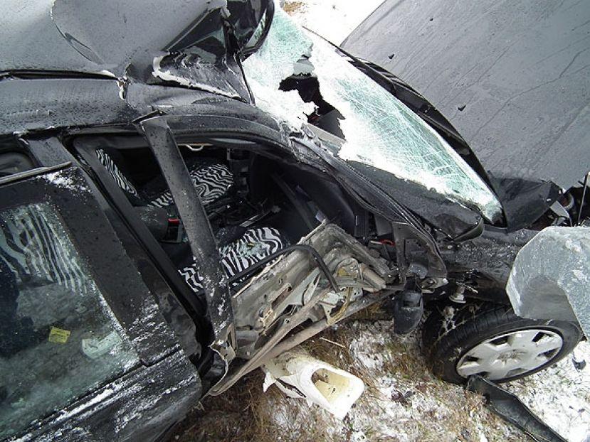 Verkehrsunfall im Ortsgebiet