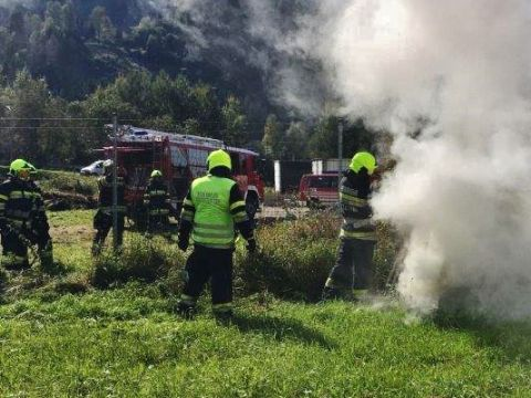 Photovoltaik Anlage in Brand